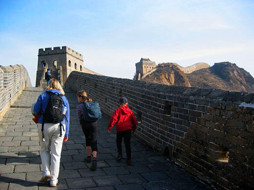 Hiking Great Wall Of China Tour