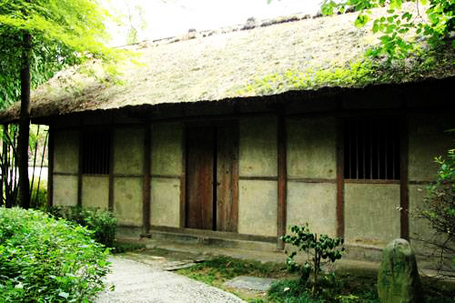 Du Fu's Cottage