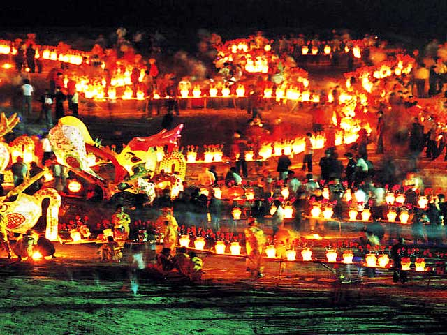 Dragon Lantern Dance