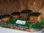 Cute Model of Fujian Tulou
