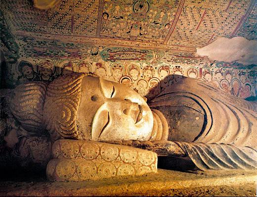 Mogao Grottoes Mogao Caves Dunhuang Art Silk Road Tour