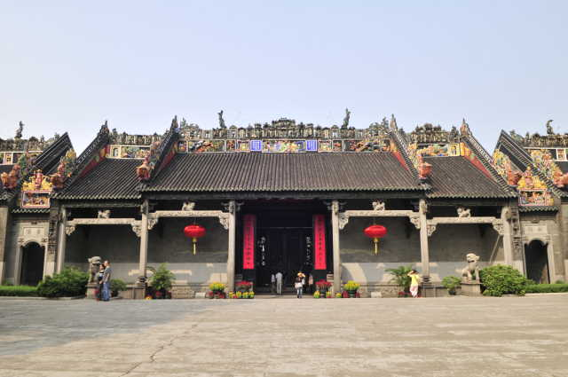 Guangzhou Attractions, Top Guangzhou Attractions, Attractions of