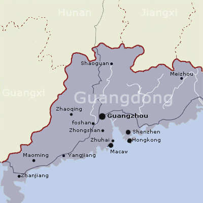 Dongguan City Tour