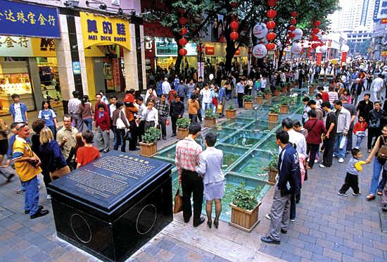 Guangzhou tour, China Travel Services