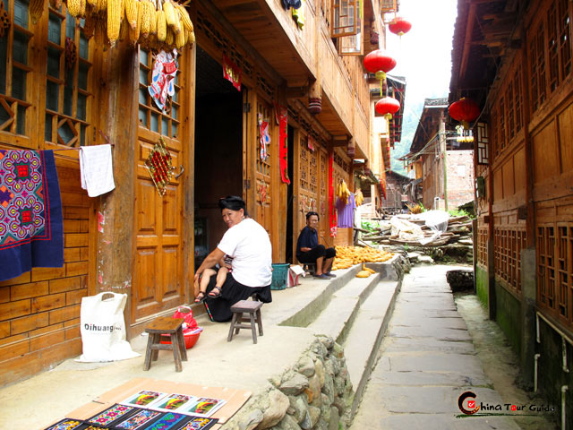 Longsheng Minority Villages