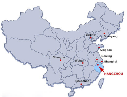 Hangzhou Maps and Transportation