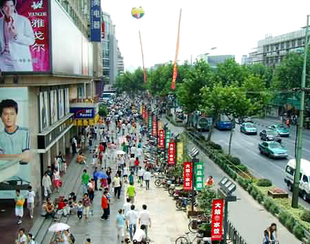Hangzhou Shopping
