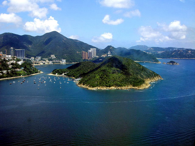 Bird's Eye View of Repulse Bay