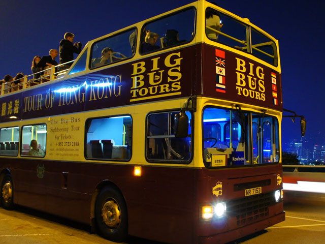 Big Bus Night Tour