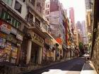 Hiking around Old Area of Sheung Wan