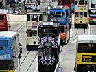 Hong Kong Flavor - Tramways