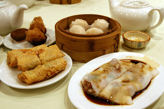 Traditional Yum Cha
