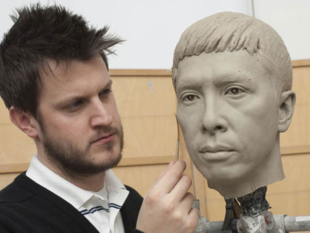Wax Figure Making