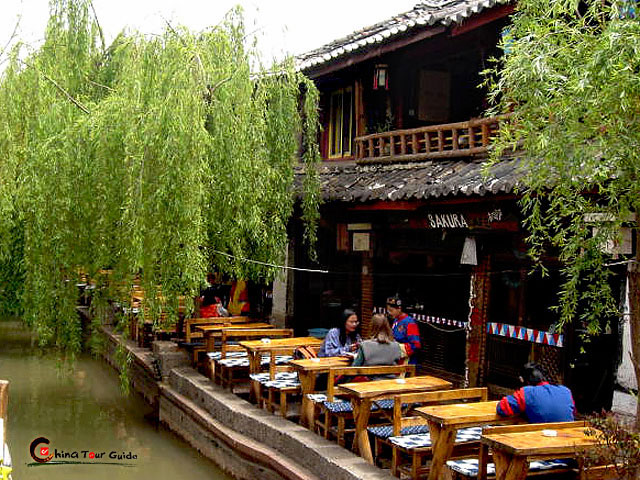 Lijiang Old Town