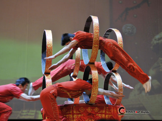 show topic spring tour shanghai