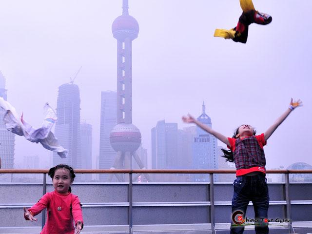 Happy Shanghai Tour