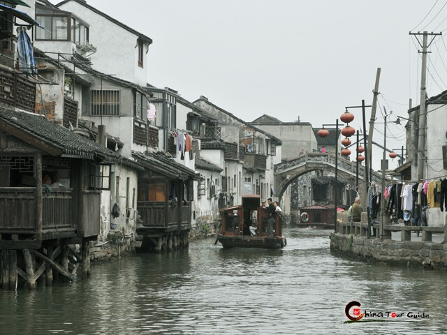 Grand Canal Suzhou