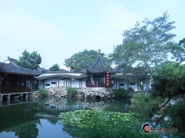 Suzhou Master of Nets Garden