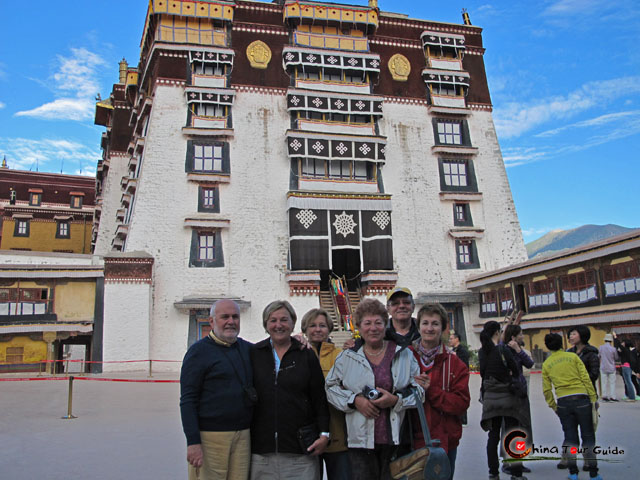 Tibet Self Join-in Group Tour