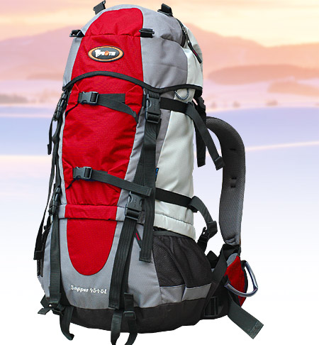 Suitable Backpack to Tibet