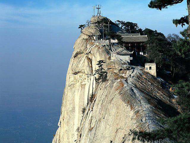 Mt. Huashan