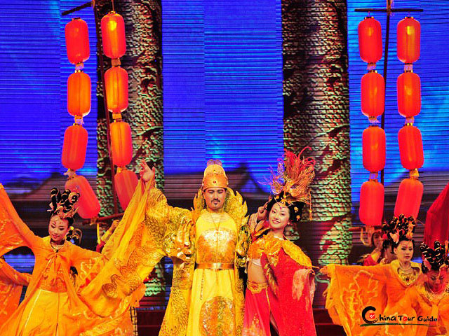 Tang Dynasty Show Grand Dynasty