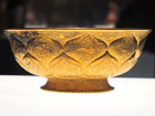 Shaanxi History Museum Golden Bowl