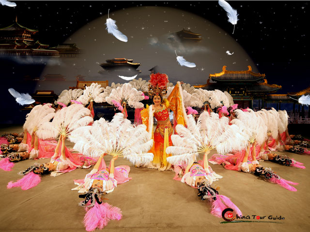 Tang Dynasty Show A Beautiful Dream