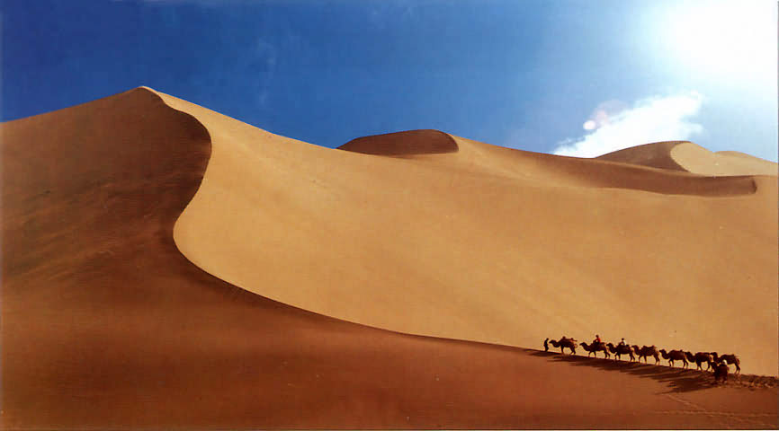 How to Travel the Silk Road