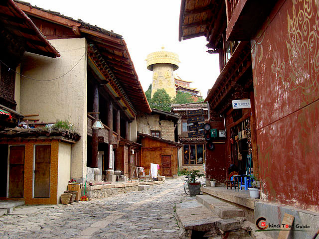 Dukezong Old Town