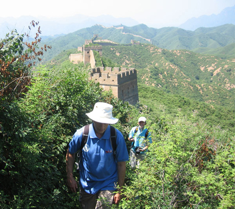 Great Wall Group Tours