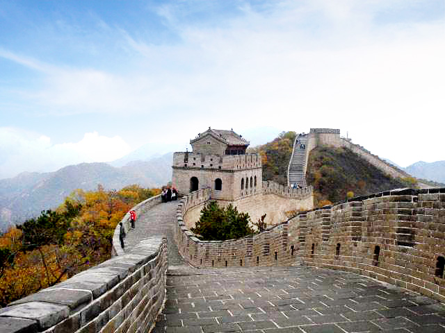 great wall badaling