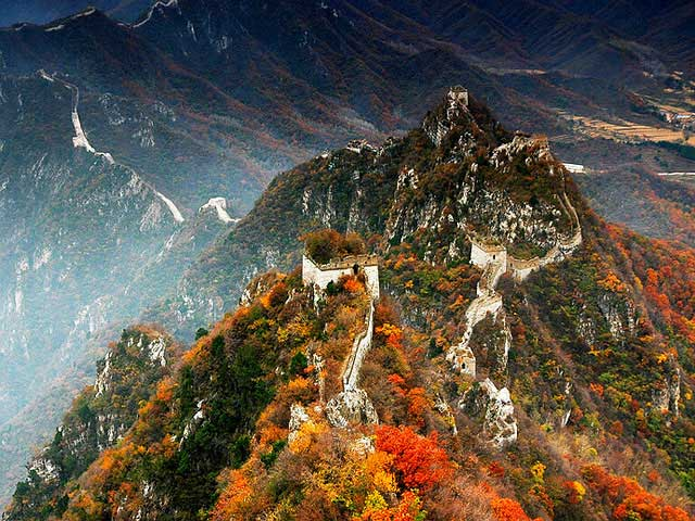 China Great Wall Introduction Facts Photos