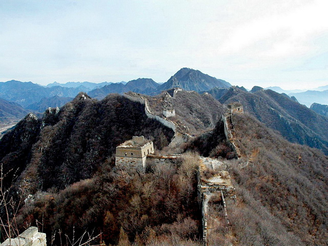 Jiankou Pass great wall