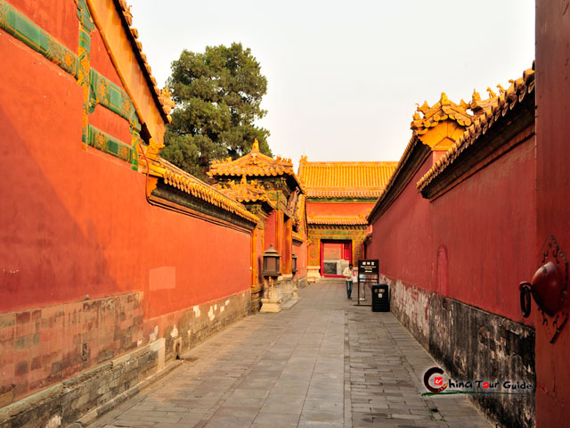 Forbidden City Lanes