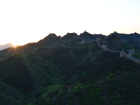 Great Wall at Dawn
