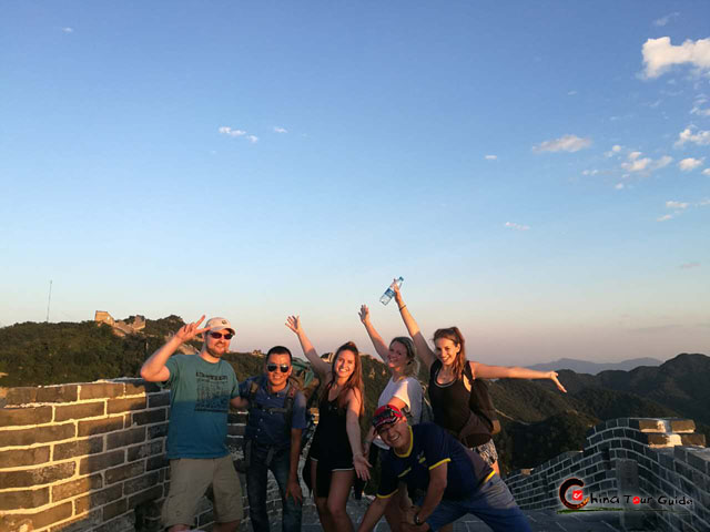 Wonderful Great Wall Trip