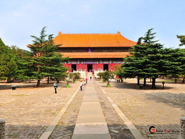 Changling Tomb
