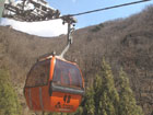 Cable Car on Great Wall