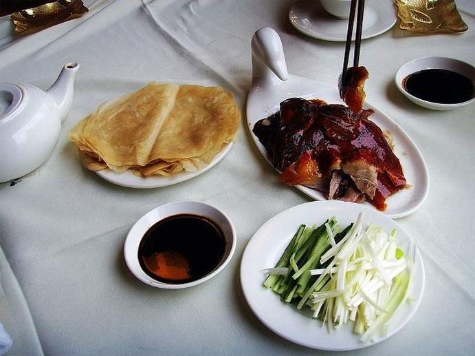 beijing roast duck