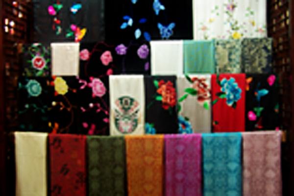 Shu Embroidery Chuan Embroidery Shu Embroidery Photos