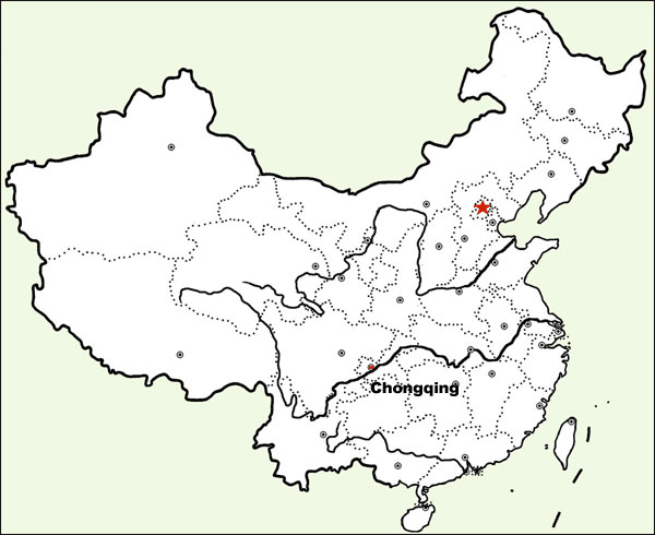Chongqing_Map