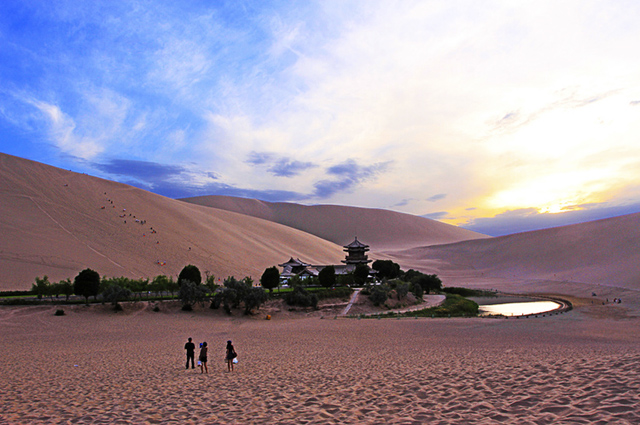 China Tours--14 days Silk Road Adventure