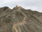 Overhanging Great Wall