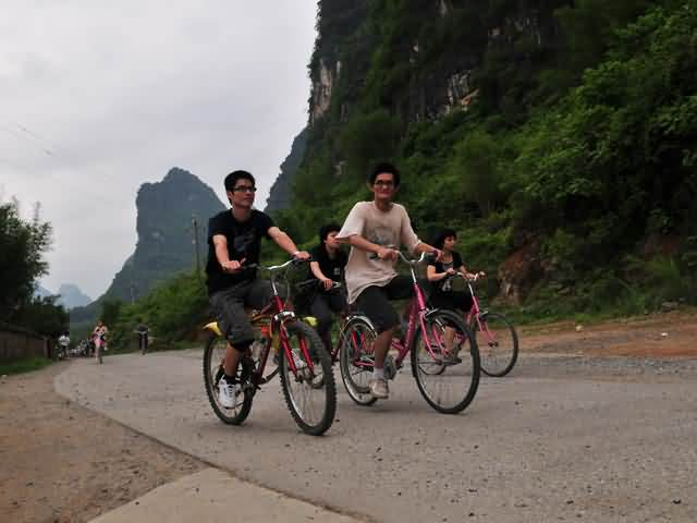 Yangshuo Cycling Excursion