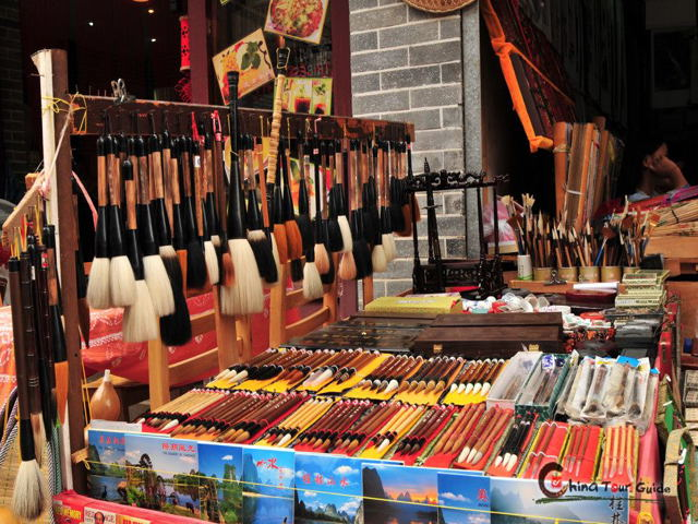 Backpackers 39 s paradise yangshuo for Shopping in cina