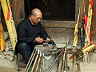 Lusheng music instrument