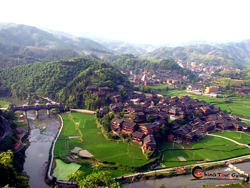 Eight villages of Chengyang