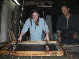Paper-making Learning