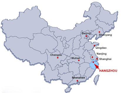Hangzhou China, Hangzhou history, Hangzhou maps, Hangzhou